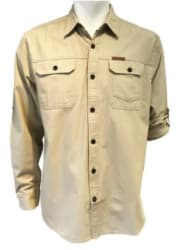 Field & Stream Men's Poplin Utility Shirt from $5