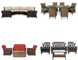 Patio Furniture at Target: Up to 20% off + 10% off