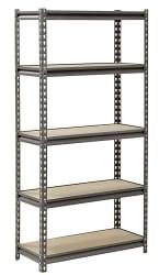 Muscle Rack 5-Shelf Steel Shelving from $34