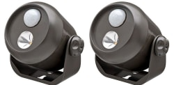 Mr. Beams MB312 Wireless LED Mini Spotlight $17