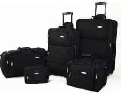 Samsonite 5-Piece Nested Luggage Set for $89