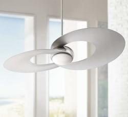 "Possini Euro Innovation 52"" LED Ceiling Fan $490"