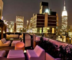 NYC Rooftop Lounge Crawl for $33