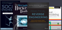 Humble 4-Book Cybersecurity eBook Bundle for $1