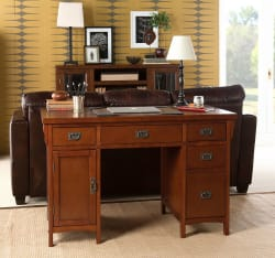 Mission Computer Desk from $225