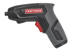Craftsman Cordless Screwdriver, $10 Kmart GC $20