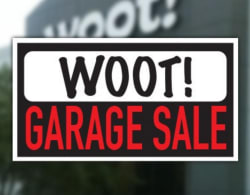 Woot Garage Sale: Up to 94% off, from $1