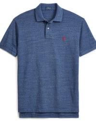 Polo Ralph Lauren Men's Mesh Polo Shirt $30