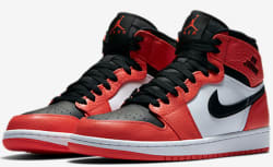 Nike Men's Air Jordan I Retro High Shoes for $72