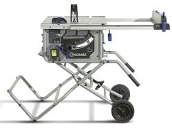 "Kobalt 15A 10"" Carbide Portable Table Saw for $179"