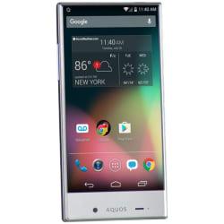 "Refurb Sharp Aquos 5"" 4G Phone for FreedomPop $30"