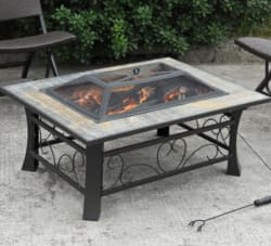 All Fired Up: 5 Fire Pits for Outdoor Fun