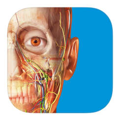 Human Anatomy Atlas 2018 for iPhone and iPad $1
