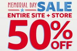 Carter's and OshKosh B'Gosh Sale: 50% + 25% off