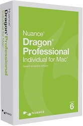 Dragon Professional Individual 6.0 for Mac $170