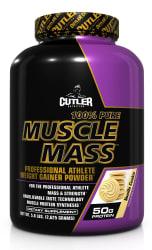 Cutler Muscle Mass Protein Gainer 5.8-lb. Jar $15