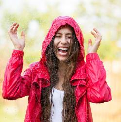 5 Women's Rain Coats That Are Actually Adorable