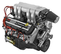 Chevrolet Performance Ram Jet V8 Engine $11,000