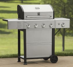 Kenmore 4-Burner Gas Grill for $200