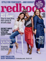 Redbook Magazine 1-Year Subscription free