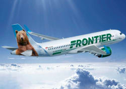 Frontier Airlines Fares to Las Vegas: $29 1-way