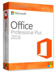 Microsoft Office 2016 Professional Plus for PC $29