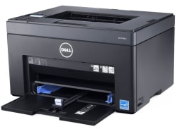 Dell C1760nw Wireless Color Laser Printer for $75