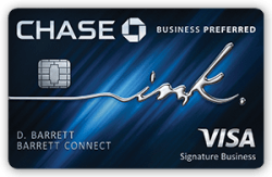 Chase Ink Business Preferred℠