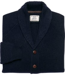 Jos. A. Bank Men's 1905 Shawl Cardigan for $45