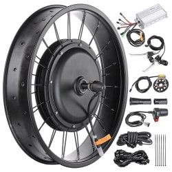 "20"" Bicycle Electric Motor Conversion Kit for $200"