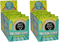 Buff Bake Protein Cookie 12-Count Box 2-Pack $20