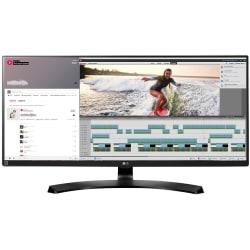"""LG 34"""" 21:9 WQHD IPS LED LCD Display for $510"""
