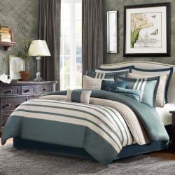Madison Park Harlem 12pc Queen Comforter Set $76