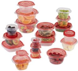 Rubbermaid TakeAlongs 40pc Food Storage Set $10