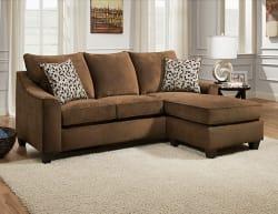 American Furniture Chadwick Sofa Chaise $540