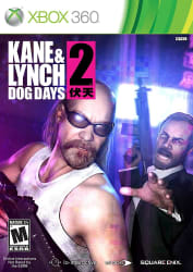 Kane & Lynch 2: Dog Days for Xbox 360 for free