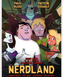 Nerdland in HD Rental for free