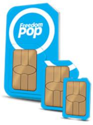 FreedomPop 4G Multi-SIM Kits w/ 4GB Data from $1