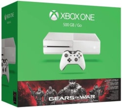 Refurb Xbox One 500GB Console, Gears of War $140
