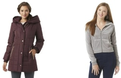 Women's Clearance Coats at Sears from $5