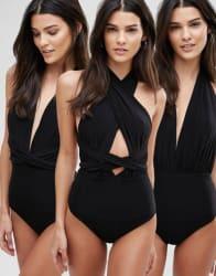 Goddiva Women's Multiway Swimsuit for $40