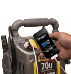 Stanley FatMax 350A Jump Starter for $36