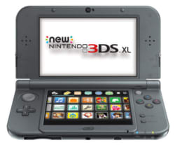 Refurb Nintendo 3DS XL Game Console for $160