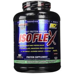 AllMax IsoFlex Whey Protein 5-lb. Jar for $32