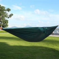 2-Person Lightweight Nylon Parachute Hammock $10
