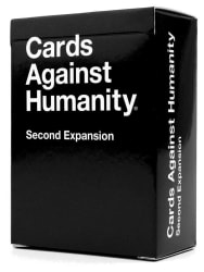 Cards Against Humanity: Second Expansion Pack $4