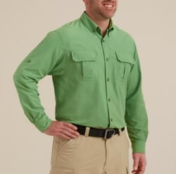 Duluth Trading Men's Armachillo Cooling Shirt $42