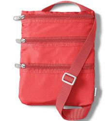 Eddie Bauer Connect 3-Zip Travel Bag for $7