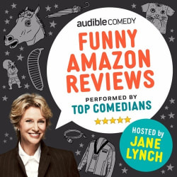 """Jane Lynch """"Funny Amazon Reviews"""" Audiobook free"""