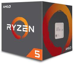 AMD Ryzen 5 1400 3.2GHz Quad AM4 Processor $150